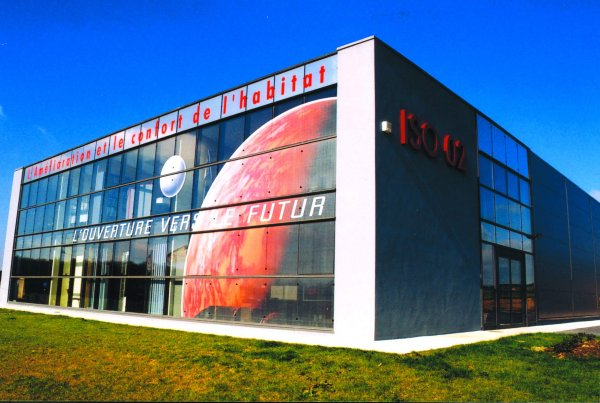 Mactac Architectural graphics