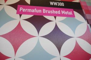 Permafun Brushed Metal