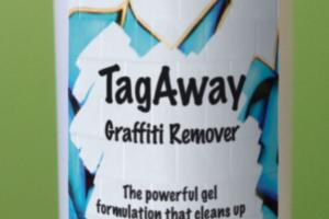 Tagaway antigrafitti liquid grafitti remover